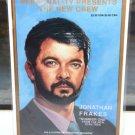 Star Trek Comic Book Personality Presents Jonathon Frakes illustrated biography