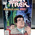 EUC Star Trek DC Comic Book 20 Jun 1991 A World Gone Mad! vintage collectible