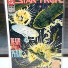 EUC Star Trek DC Comic Book 49 Jun 93 Death in the Name of Peace! vintage