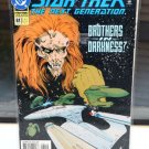 EUC Star Trek The Next Generation DC Comic Book 61 Jul 94 Brothers in Darkness?