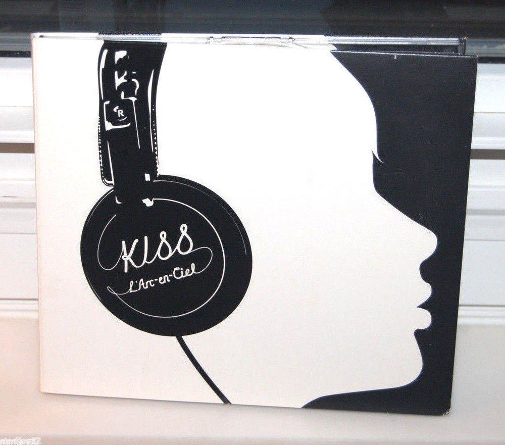 L'arc en Ciel Japan import KISS music CD very good cond jpop jrock j rock pop