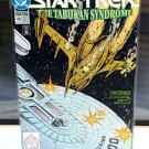 EUC Star Trek DC Comic Book 40 Nov 1992 The Tabukan Syndrome Conclusion  vintage