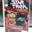 EUC Star Trek The Sentence DC Comic Book 2 Nov 1989 vintage collectible
