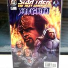 EUC Star Trek The Next Generation DC Comic Book 2 Jan 1995 95 Shadowheart