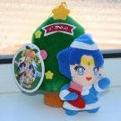 Sailor Moon Sailor Mercury plush doll Banpresto stuffed toy Christmas tree xmas