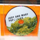 Judy and Mary & Pop Life CD Jpop pop very good japan import authentic japanese