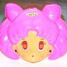 Sailor Moon Chibimoon Rini Chibiusa Plastic Cosplay Halloween Mask Japan SEIKA