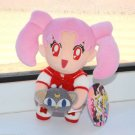 Sailor Moon 90s Chibiusa Luna P Ball Chibimoon chibi Rini plush doll stuffed toy