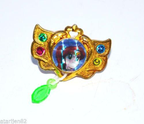 Sailor Moon 90's Jupiter eternal locket shaped metal ring made in Japan Japanese
