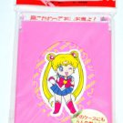 NEW Sailor Moon vintage Seika Note Japan Meishi Message Card holder case pen set