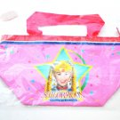 NEW Sailor Moon musical purse bag 1990's Japan Japanese official bento lunchbag
