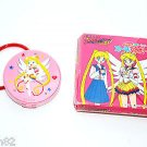 RARE Eternal Sailor Moon Japan Accessory Mirror Watch Clock Prize locket compact