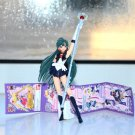 Sailor Moon World Sestuna Sailor Pluto gashapon figure doll toy japan Bandai