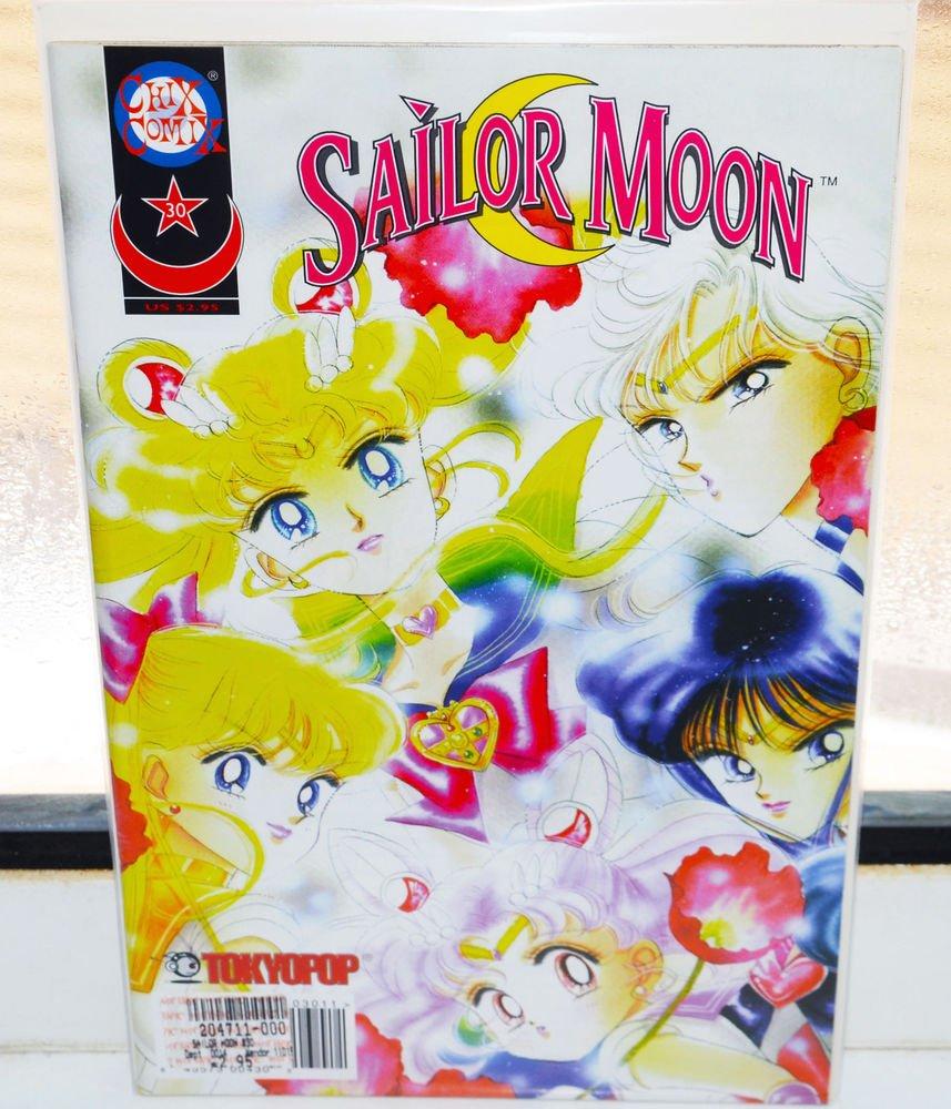 BRAND NEW Mixx Sailor Moon comic 30 manga Naoko Takeuchi Sailormoon girl english