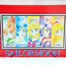 1995 Sailor Moon Nakayosi furoku naoko takeuchi organizer binder folder school