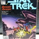 Star Trek DC Comic Book 13 Oct 1990 Danger! Danger! vintage collectible