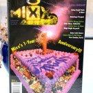 MIP MixxZine  2 - 1 big bubba one year anniversary issue 98 Sailor Moon Rayearth