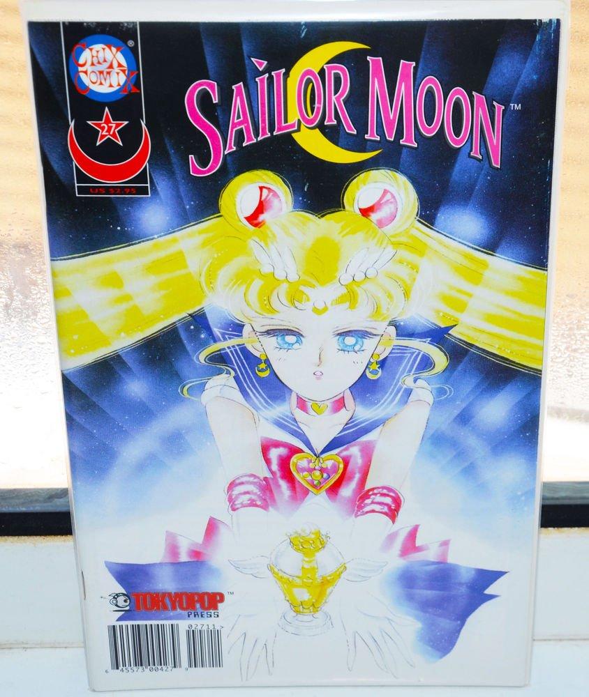 BRAND NEW Mixx Sailor Moon comic 27 manga Naoko Takeuchi Sailormoon girl english