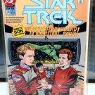 EUC Star Trek DC Comic Book 34 Aug 1992 The Ressurection of David Marcus!