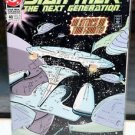 Star Trek The Next Generation DC Comic Book 40 Nov 92 An Attack on Two Fronts!