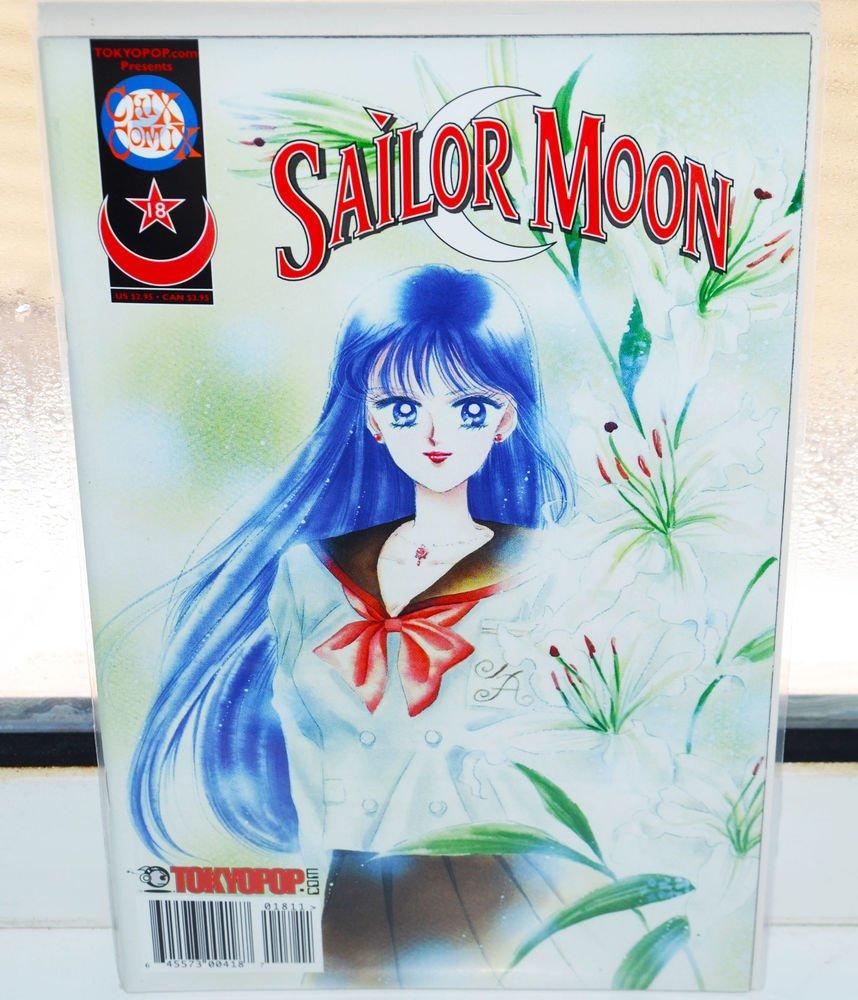 BRAND NEW Mixx Sailor Moon comic 18 manga Naoko Takeuchi Sailormoon girl english
