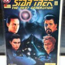 Star Trek The Next Generation DC Comic Book 50 Sep 93 Double Sized Special Issue