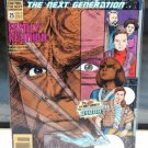 EUC Star Trek The Next Generation DC Comic Book 25 Nov 91 1991 Family Reunion