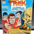 Star Trek DC Comic Book 12 Sep 1990 Verdict The Trial of James T. Kirk Part 3