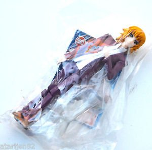 NEW SEALED Gundam gashapon figurine Figure Graham Lockon Stratos blond red hair