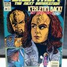 Star Trek The Next Generation DC Comic Book 28 Feb 92 K'ehleyr's Back She's Dead