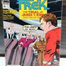 Star Trek DC Comic Book 11 Aug 1990 Testimony Trial of James T. Kirk Part 2 of 3