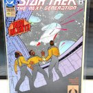 EUC Star Trek The Next Generation DC Comic Book 41 Dec 92 Red Alert! 1992