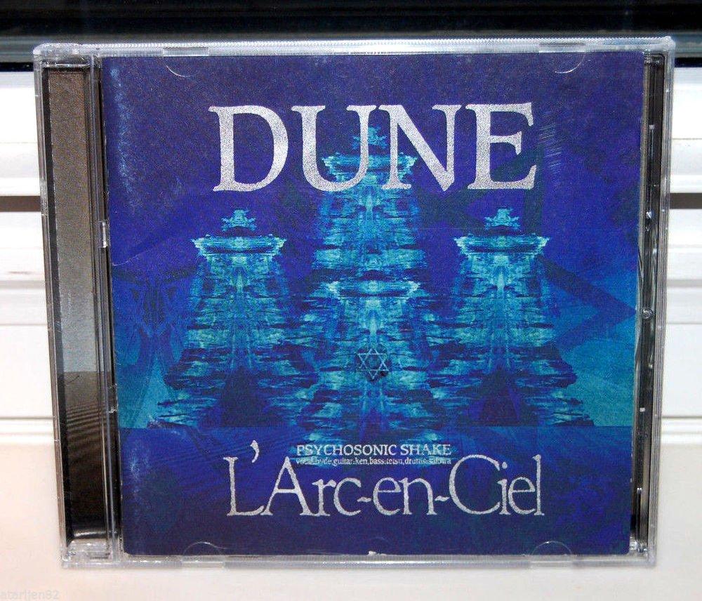 L'arc en Ciel Dune music CD Japan import sony japanese jpop jrock j pop rock EUC