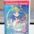 Sailor Moon S The Movie Hearts in Ice DVD 2000 Uncut Special Edition Geneon