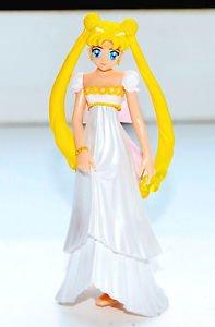Princess Serenity Sailor Moon World gashapon toy figure figurine vintage Bandai