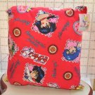 Sailor Moon S stuffed pillow plush cushion Japanese Japan vintage rare