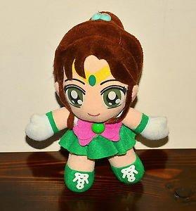 Sailor Jupiter plush adventure doll stuffed toy Sailor Moon
