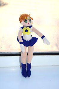 Sailor Uranus plush doll stuffed toy Japanese Banpresto Japan Sailor Moon