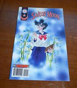 Sailor Moon comic book 19 vintage English Tokyopop