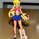 Sailor V figurine Sailor Venus gashapon figure Sailor Moon Bandai Japan Japanese