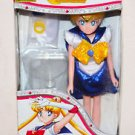 Sailor Uranus Mini Collection Doll Sailor Moon Bandai Japan 2001