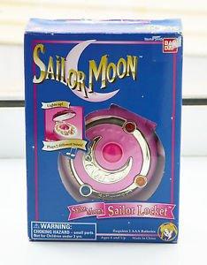 Sailor Moon Sailor Locket compact Bandai electronic toy new