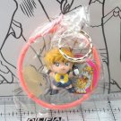 Sailor Uranus key chain keychain Japanese Sailor Moon S Banpresto Japan 1995