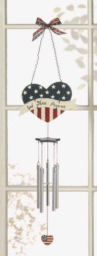HEART OF AMERICA WINDCHIME
