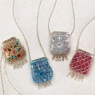 PRECIOUS PURSE PENDANTS