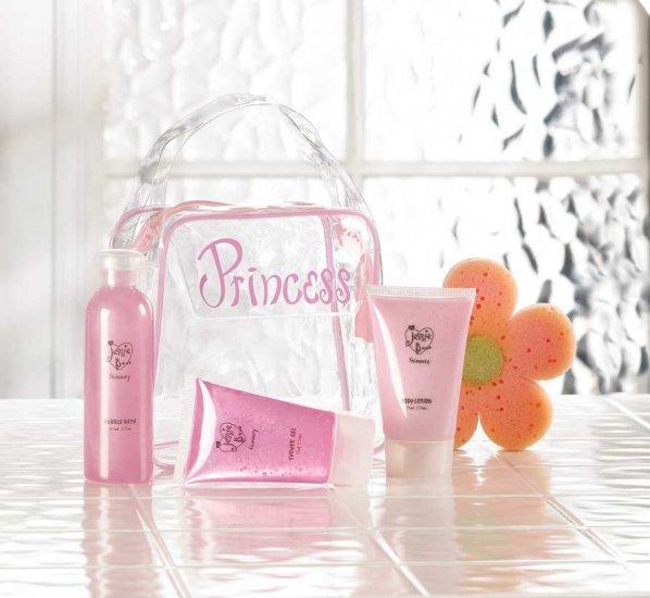 PRETTY PRINCESS BATH SET