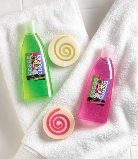 STRAWBERRY SCENTED SOAP SET