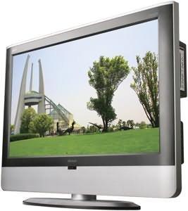 "MINTEK DTV-373-D 37"""" LCD TV WITH BUILT-IN DVD PLAYER 37"" Lcd TV"