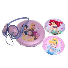 Disney Princess Personal CD Player