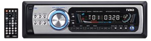 Naxa NX-653 FOLD DOWN FULL DETACHABLE PLL ELECTRONIC TUNING STEREO AM/FM.MPX RADIO MP3/CD PLAYER